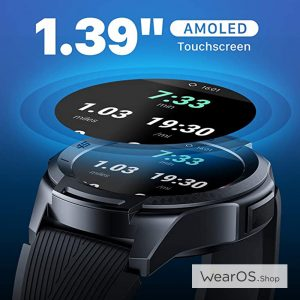 Wear Os | wearos.shop | Product TicWatch S2 Amoled Touchscreen